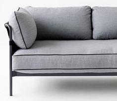 Bouroullec brothers design flat-pack Can sofa for Hay's 2016 collection