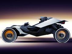 2009 KTM AX concept