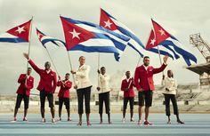 Le célèbre créateur de souliers a imaginé pour la première fois des vêtements. À l'occasion des JO de Rio, Christian Louboutin a créé les tenues officielles de l'équipe nationale cubaine.