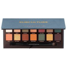 ANASTASIA BEVERLY HILLS - Subculture Eye Shadow Palette