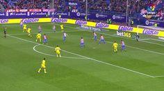 Resumen del encuentro disputado por la jornada 16 de LaLiga Santander en el Vicente Calderón por el Atlético de Madrid y la UD Las Palmas