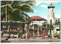 Vintage Mombasa, Kenya (where I spent many holidays).  :)