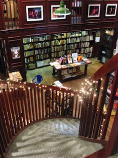 Would love to own a book cafe one day