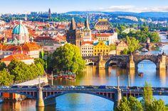 República Tcheca respira história cultura e cerveja
