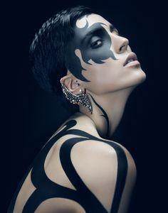 INK story Fashion + body art    Posted: 22 Oct 2012 11:57 AM PDT    Anastasia Durasova     Make-up Artist de Nueva York