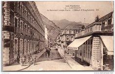 Hautes Pyrénées   ----    Cauterets