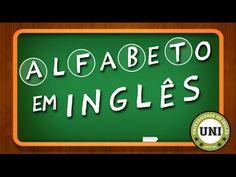 Alfabeto em inglês: Aprenda a pronunciar todas as letras corretamente - YouTube