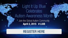Light It Up Blue | Autism Speaks