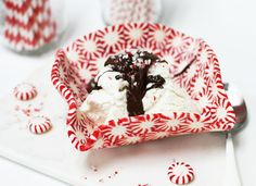 DIY Peppermint Bowl