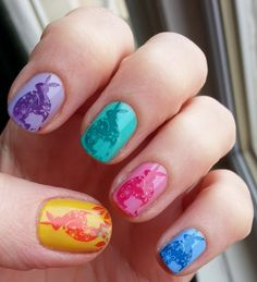 Easter stamping