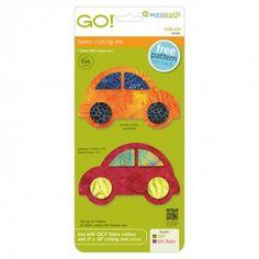 Faca para tecidos Accuquilt - Cute Car