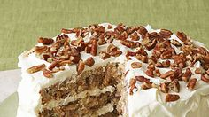 Hummingbird Cake - 6 Ways with Hummingbird Cake - Southern Living - The first time it ran in the magazine it had 1 1⁄2 cups of oil and double the frosting. We much prefer this version today; it's every bit as yummy as the original, higher-fat version.Recipe:Hummingbird Cake