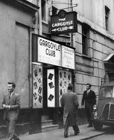 gargoyle club soho - Google Search