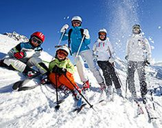 Family Skiing Vacations