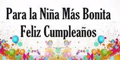 Hola a todos! En nuestra sección de felictaciones de cumpleaños de hoy, os traemos una felicitación para todas las hijas del mundo!