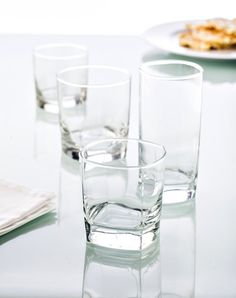 Buy a set of 6 Hostelvia Iratia Tumblers online from Kitchen Junky - South Africa. This tumbler is available in lowball and highball variants. Shot Glass, Tumbler, Tableware, Dinnerware, Drinkware, Tumblers, Tablewares, Mug, Dishes