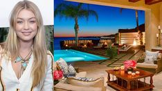 This week in celebrity real estate: supermodel Gigi Hadid's childhood home - owned by mother and television personality Yolanda Foster - which has just sold for a casual $27 million AUD. Malibu Mansion, Beverly Hills Mansion, Yolanda Foster, Gigi Hadid, Aud, The Fosters, Supermodels, Personality, Childhood