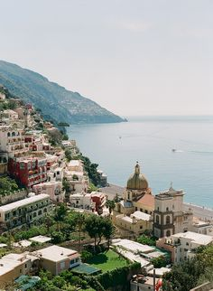 Sunshine on the Amalfi Coast | photography by http://awanderingheart.com/