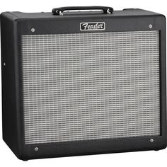 Fender Blues Junior III 15w Tube Combo Guitar Amp with Reverb
