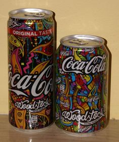 Coca-Cola cans from Poland - Woodstok 2016 and 2017 | eBay