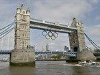 Giant Olympic Rings around the UK  official website for the olympics