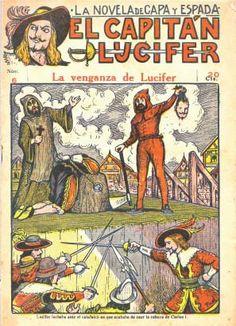 La venganza de Lucifer | Aventura histórica