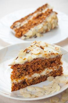 Chorizo cake fast and delicious - Clean Eating Snacks Best Carrot Cake, Carrot Cakes, Cake Recept, Salty Cake, Cake Tasting, Almond Cakes, Cereal Recipes, Cake Tins, Savoury Cake