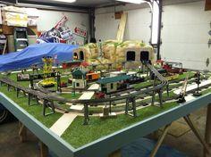 LIONEL D-192 DEALER DISPLAY LAYOUT | O Gauge Railroading On Line Forum