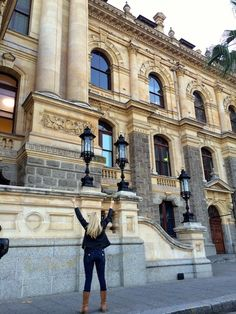 City Hall, Cape Town with Bailey Schneider