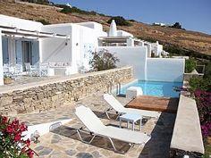 Maison Paros - Sobriété et élégance - Villa avec piscine et vue panoramique sur la mer Egée, 24 photos, 16 avis
