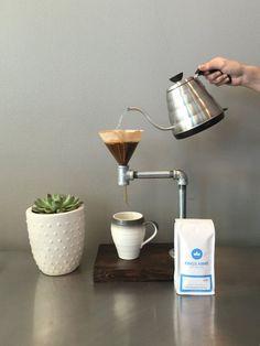 Coffee Brewer Hamilton Beach Coffee Brewer One Cup Coffee Brewer, Coffee Cafe, Coffee Drinks, Coffee Shop Design, Cafe Design, Bijoux Design, Coffee Equipment, Coffee Dripper, Coffee Stands