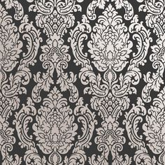 Bradbury English Wallpapers   Victorian Damask Designs   Hampshire
