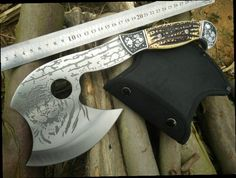 44.26$  Watch now - http://ali0fi.worldwells.pw/go.php?t=32747408702 - New ax devil ax, outdoor camping to save the fire ax