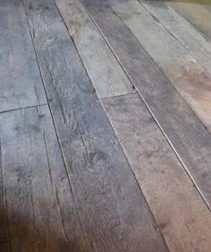 floor boards The Catalana brothers used reclaimed flooring made from salvaged wood from old tobacco storage barns; sourced from Black's Farm Wood in San Rafael, California.