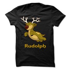 Rudolph the Red Nosed Reindeer T-Shirt and Hoodie