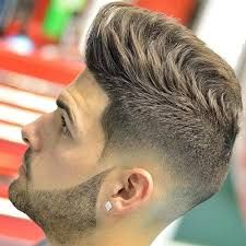 14 Popular Haircuts For Men to Copy in 2019 ~ Mens Hairstyles Short Hair With Beard, Hair And Beard Styles, Short Hair Cuts, Curly Hair Styles, Popular Mens Haircuts, Stylish Haircuts, Haircuts For Men, 2018 Haircuts, Popular Hairstyles