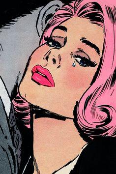 Roy Lichtenstein - Falling in Love (1965)