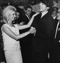 9th November 1963. George dancing at a Mayfair party given by millionaire John Bloom,