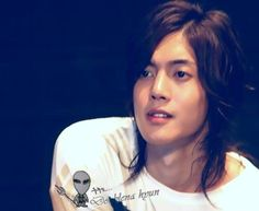 Kim Hyun Joong 김현중 ♡ Kpop ♡ Kdrama ♡ long hair ♡