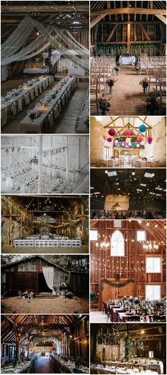 Boho Pins: The Best of Boho – My Top 10 Beautiful Barn Weddings
