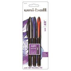 3ct Uniball AIR Asst.