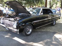 1963 Ford Falcon Sprint - Google Search