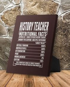 History Teacher Nutritional Facts - Chocolate teacher gifts end of year, teacher gifts from kids, teacher gifts starbucks #teachergiftsendofyear #firefighterart #firefighterwallpaper, dried orange slices, yule decorations, scandinavian christmas Firefighter Games, Firefighter Quotes, Firefighter Paramedic, Back To School For Teens, Back To School Supplies, Best Teacher Gifts, Vinyl Gifts, History Teachers, Scandinavian Christmas