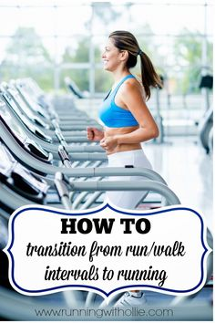 RUNNING WITH OLLIE: How to Transition from Run/Walk Intervals to Running