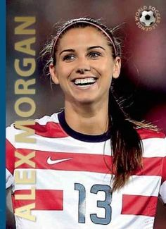 Recounts the story of American soccer star Alex Morgan,one of the best female players in the world. The book tracks her success in helping to win the FIFA World Cup, a team gold medal in the 2012 Olympics, and her achievements outside of soccer, including writing and modeling.