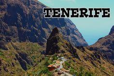 Tenerife: Winding Mountain Roads & Black Sandy Beaches