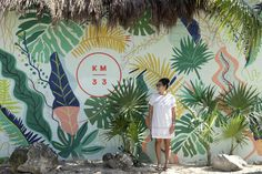 best ideas for wall graphics design murals street art Mural Wall Art, Mural Painting, Wall Drawing, Art Drawings, Office Wall Graphics, Garden Mural, Murals Street Art, Bedroom Murals, Tag Art