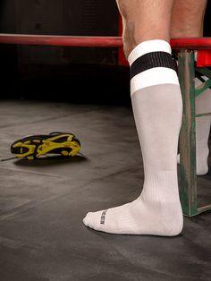 Gay football socks