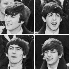 My Beatles page with links to all my reviews of Beatles albums and solo efforts