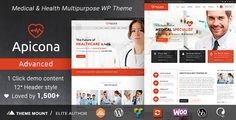 Apicona - Health & Medical WordPress Theme  -  https://themekeeper.com/item/wordpress/apicona-medical-wordpress-theme